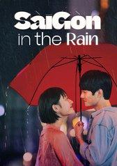 Saigon in the rain