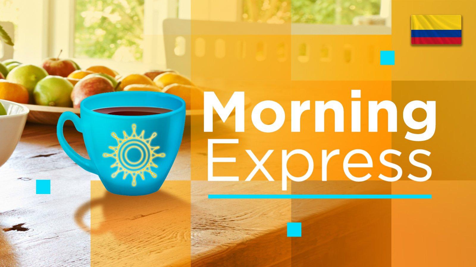 Morning Express poster