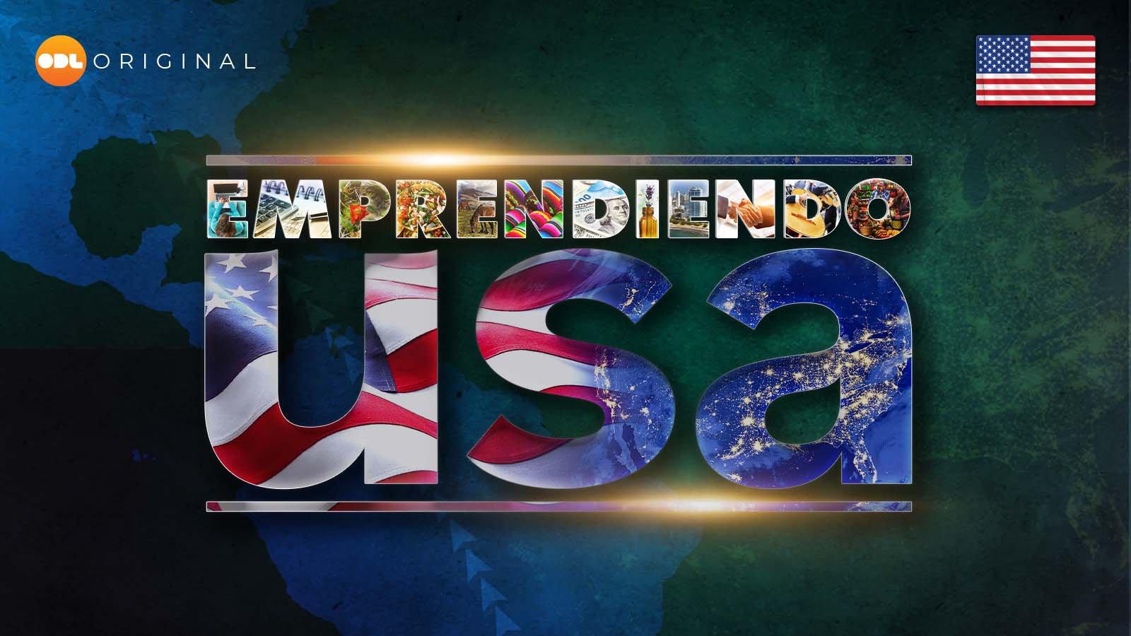Emprendiendo USA poster