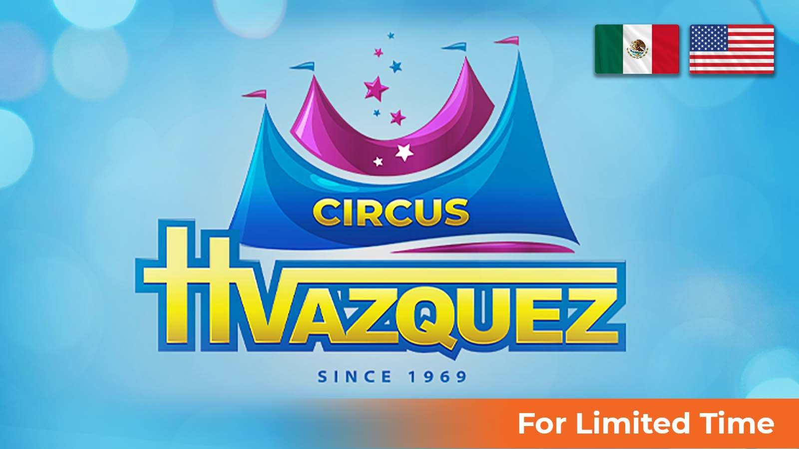 Circus Vazquez poster