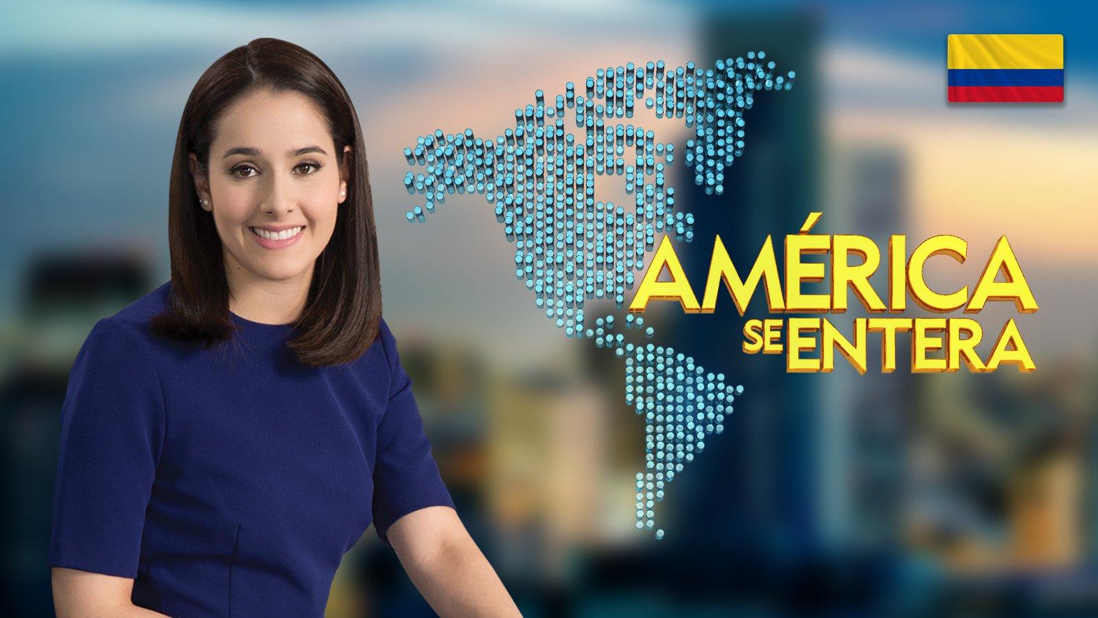 América Se Entera poster