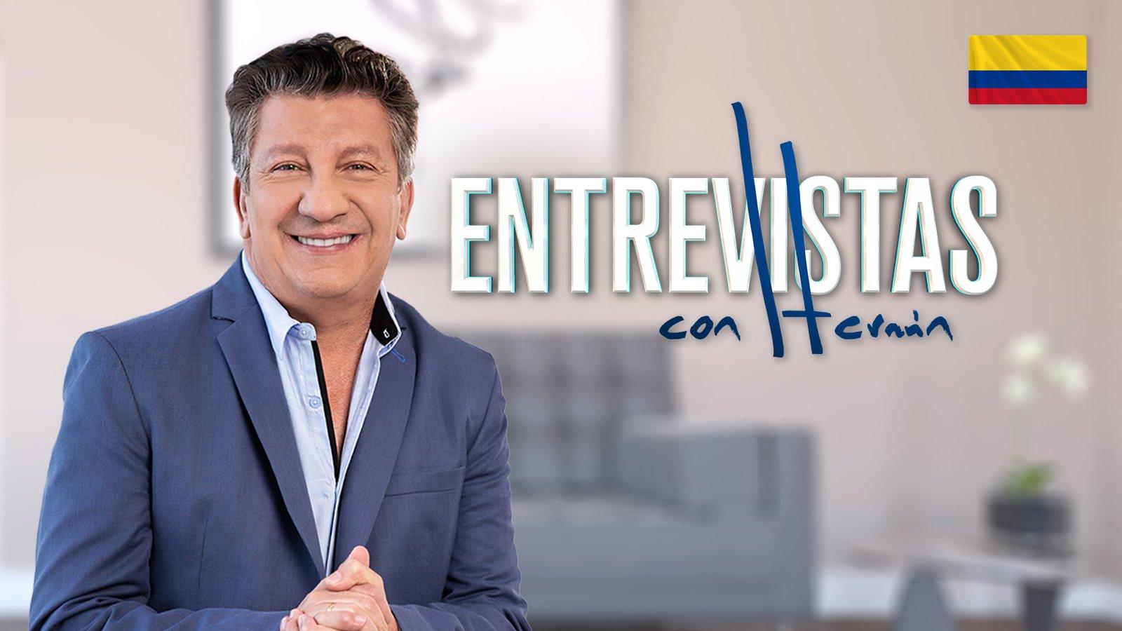 Entrevistas con Hernan poster