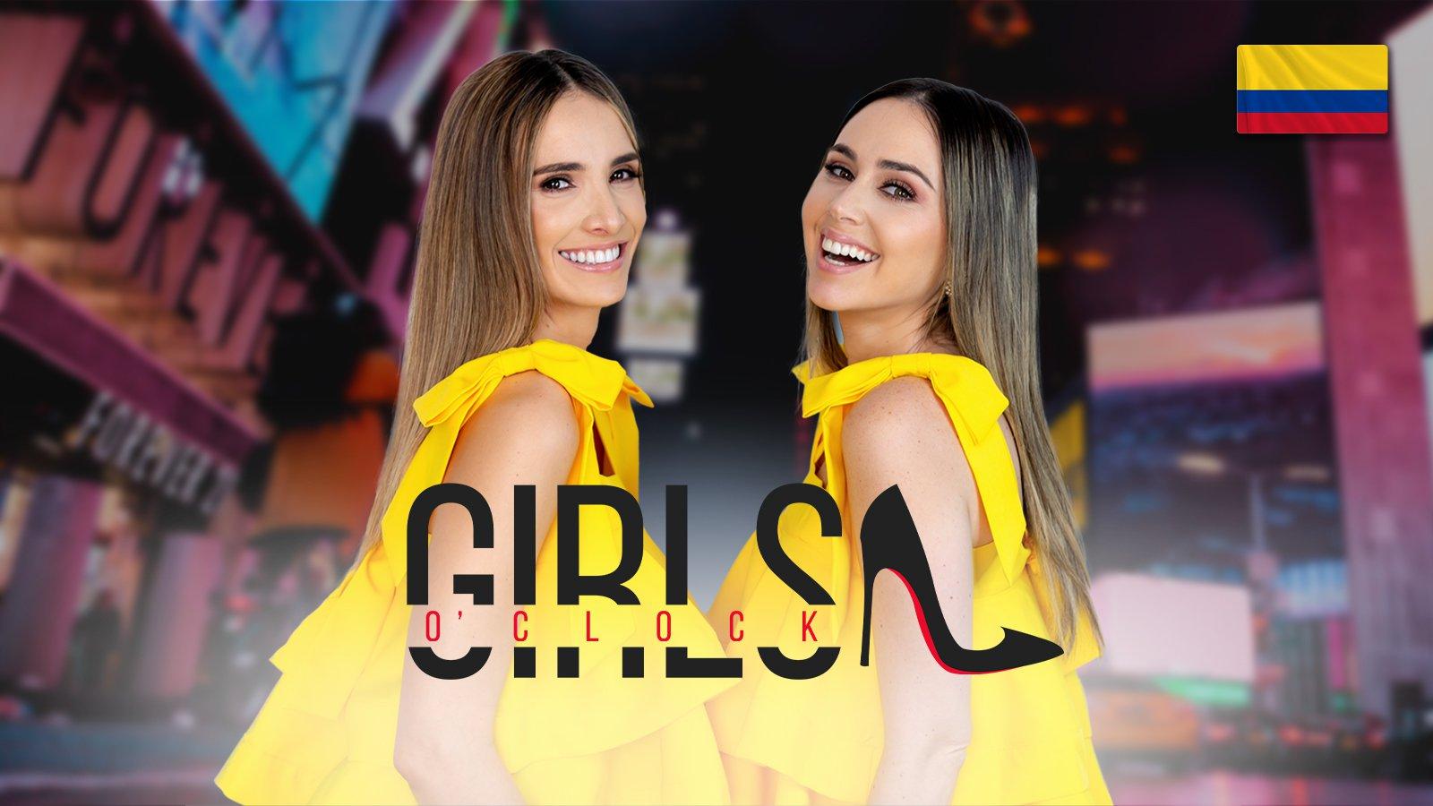 Girls O'Clock poster