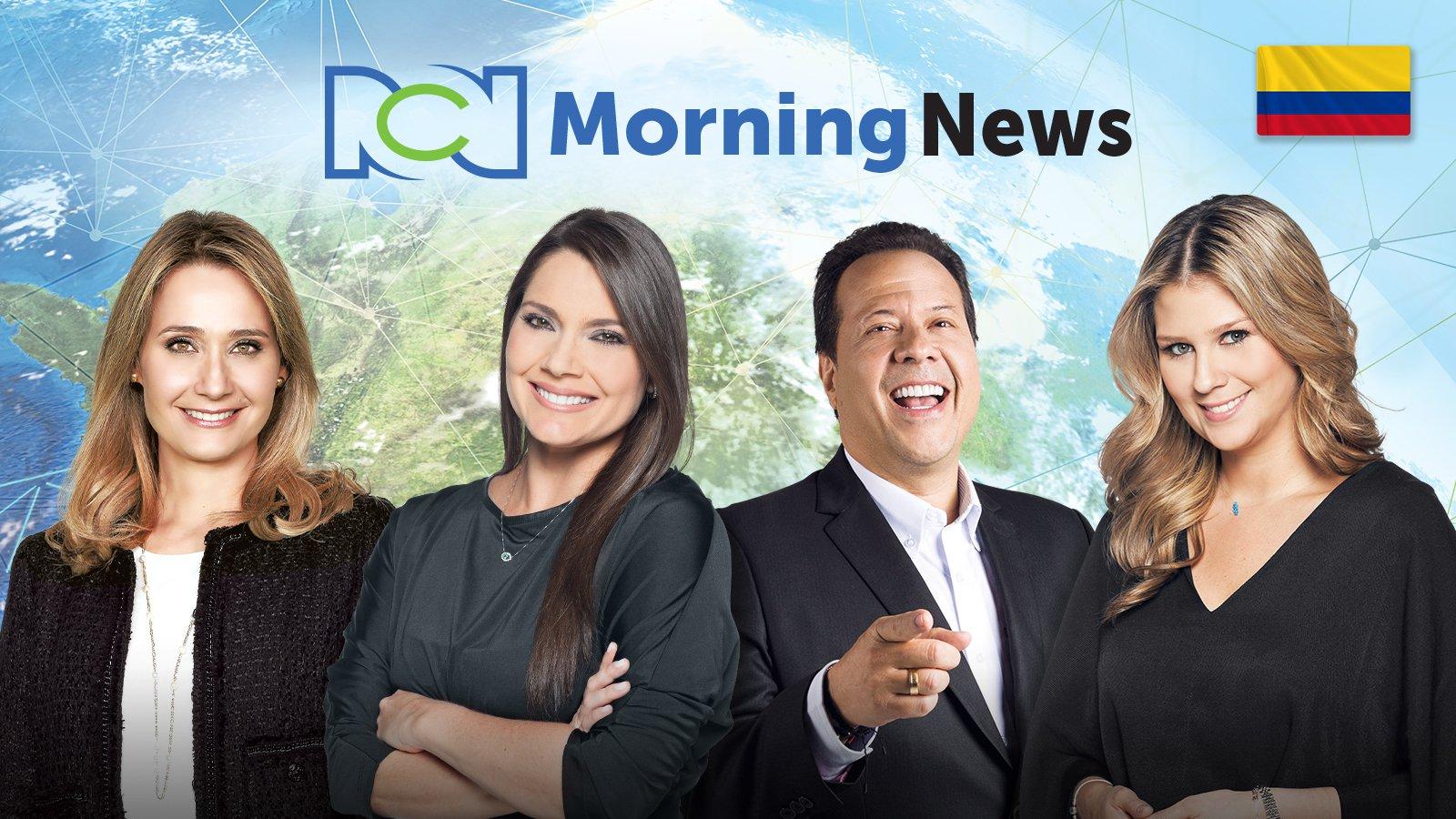 RCN Morning News poster
