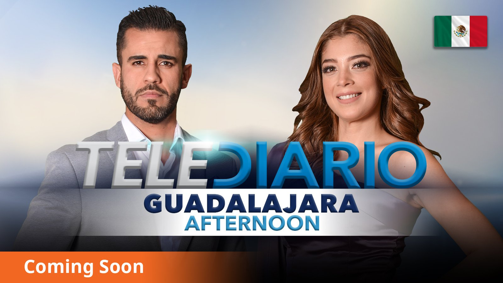 Afternoon GDL Telediario poster