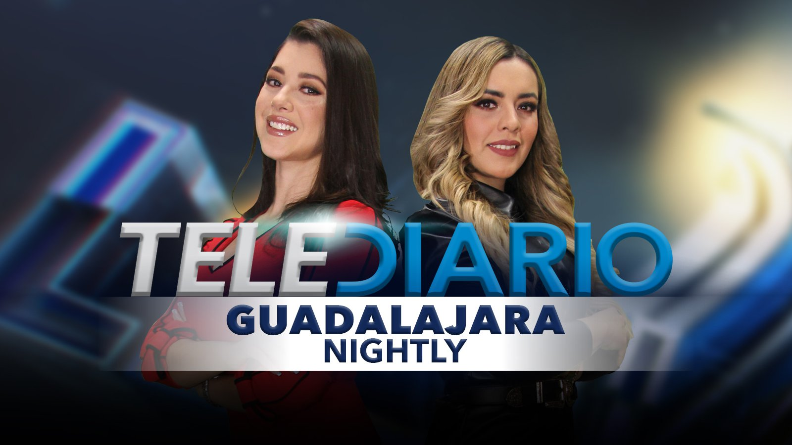 Nightly GDL Telediario poster