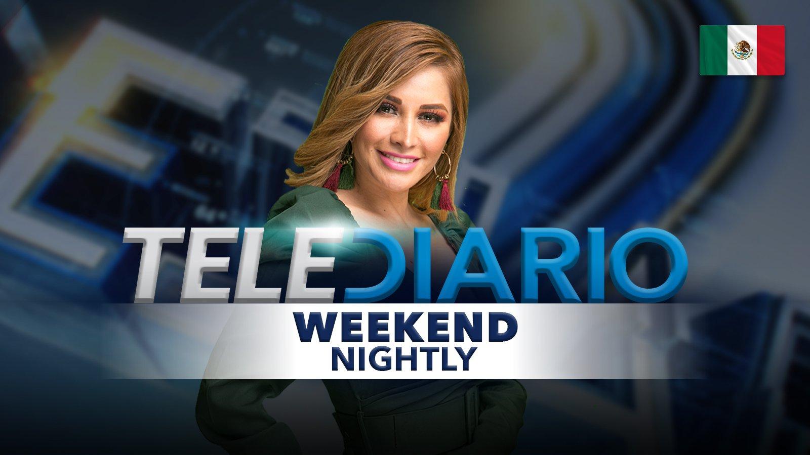 Weekend Night Telediario poster