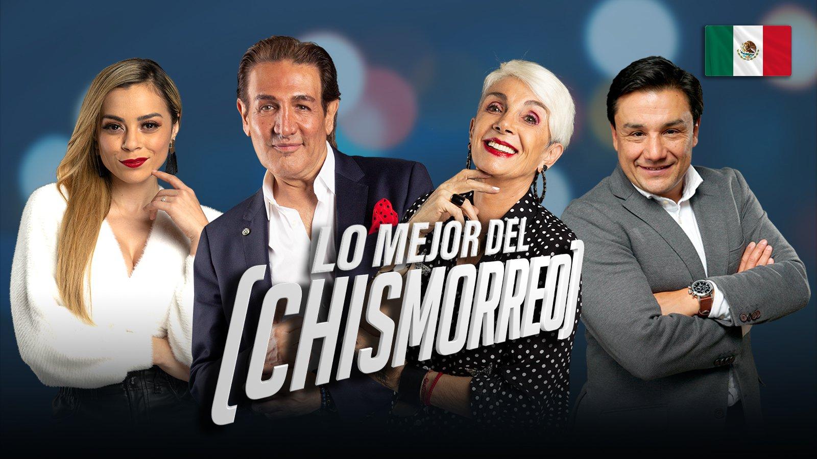 Chismorreo Weekly Summary poster