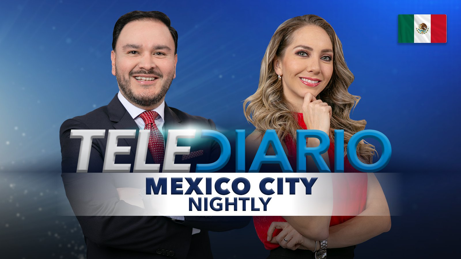 Nightly CDMX Telediario poster