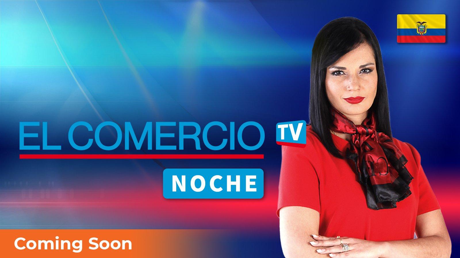 El Comercio TV Noche poster