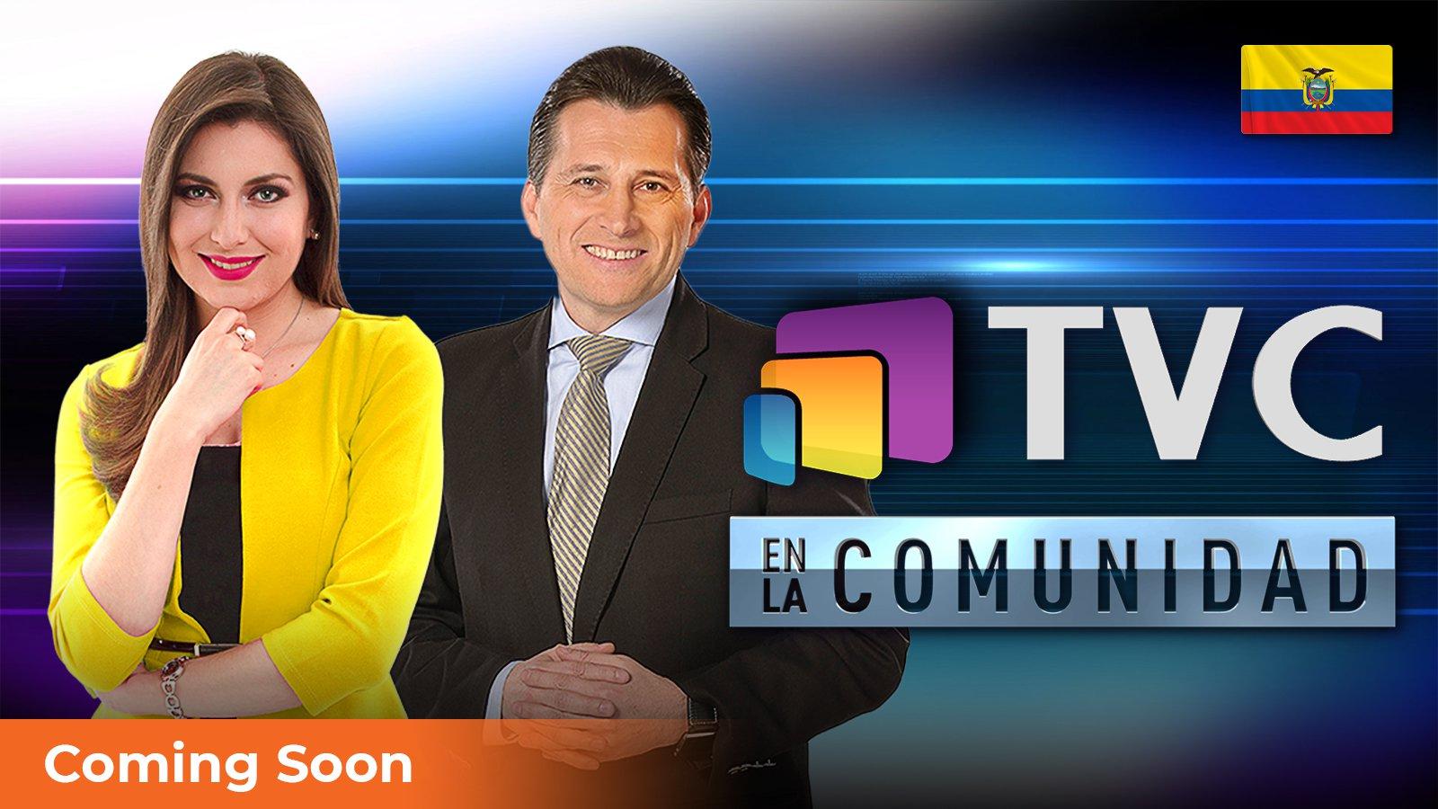TVC en la Comunidad poster