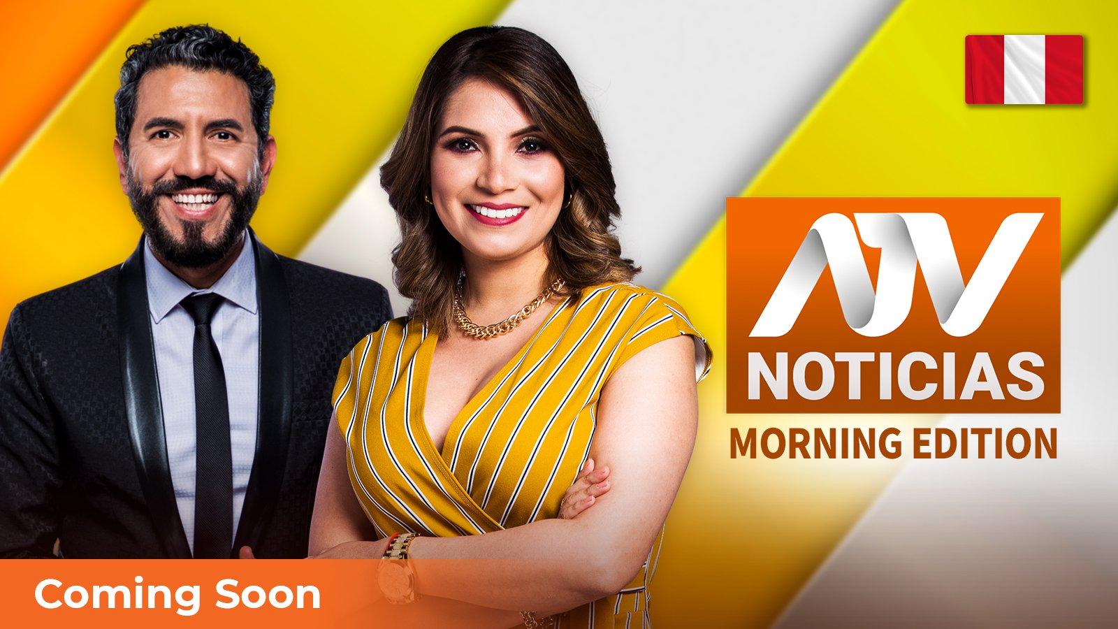 Morning Edition ATV News poster