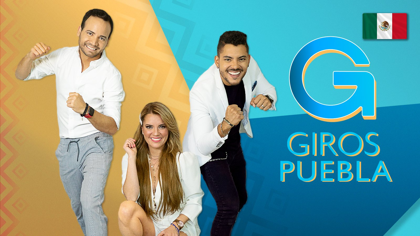 Giros Puebla poster