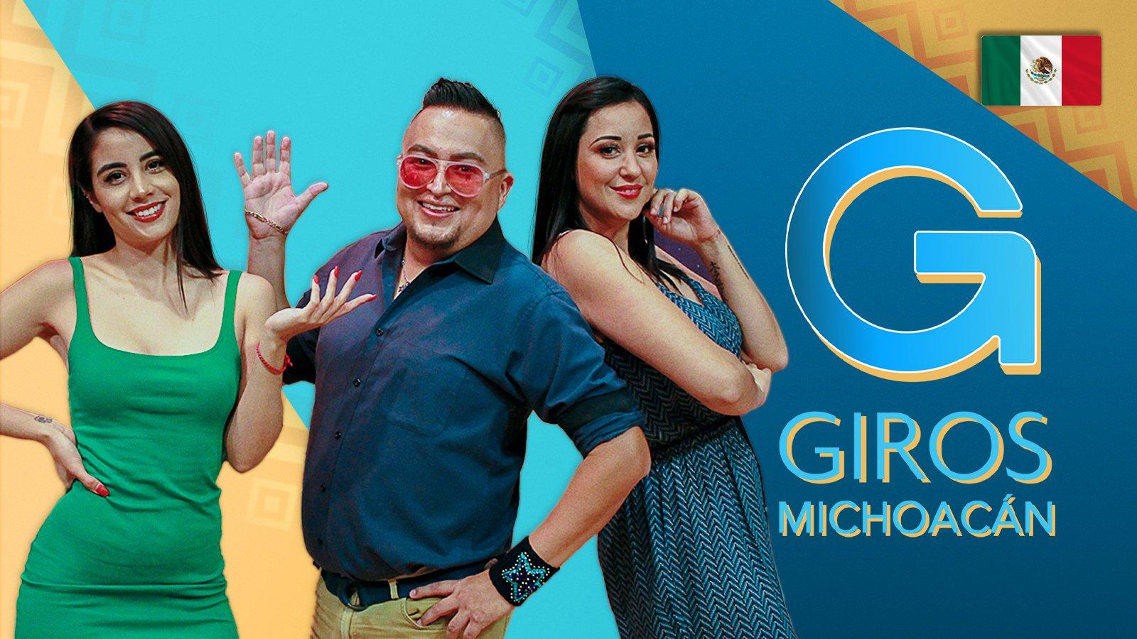 Giros Michoacán poster