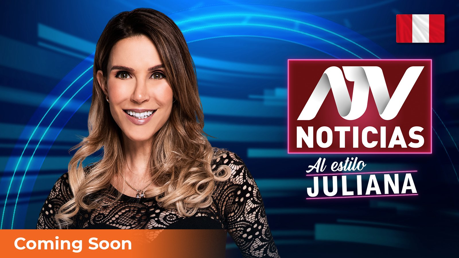 ATV News Al Estilo Juliana poster