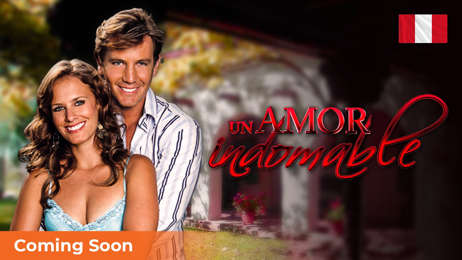 Un Amor Indomable poster
