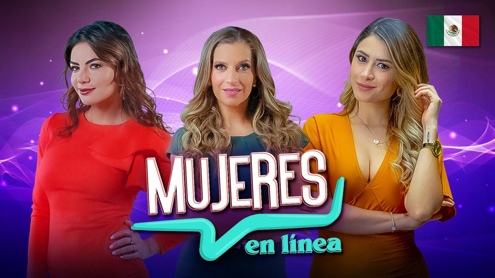 Mujeres en Línea poster