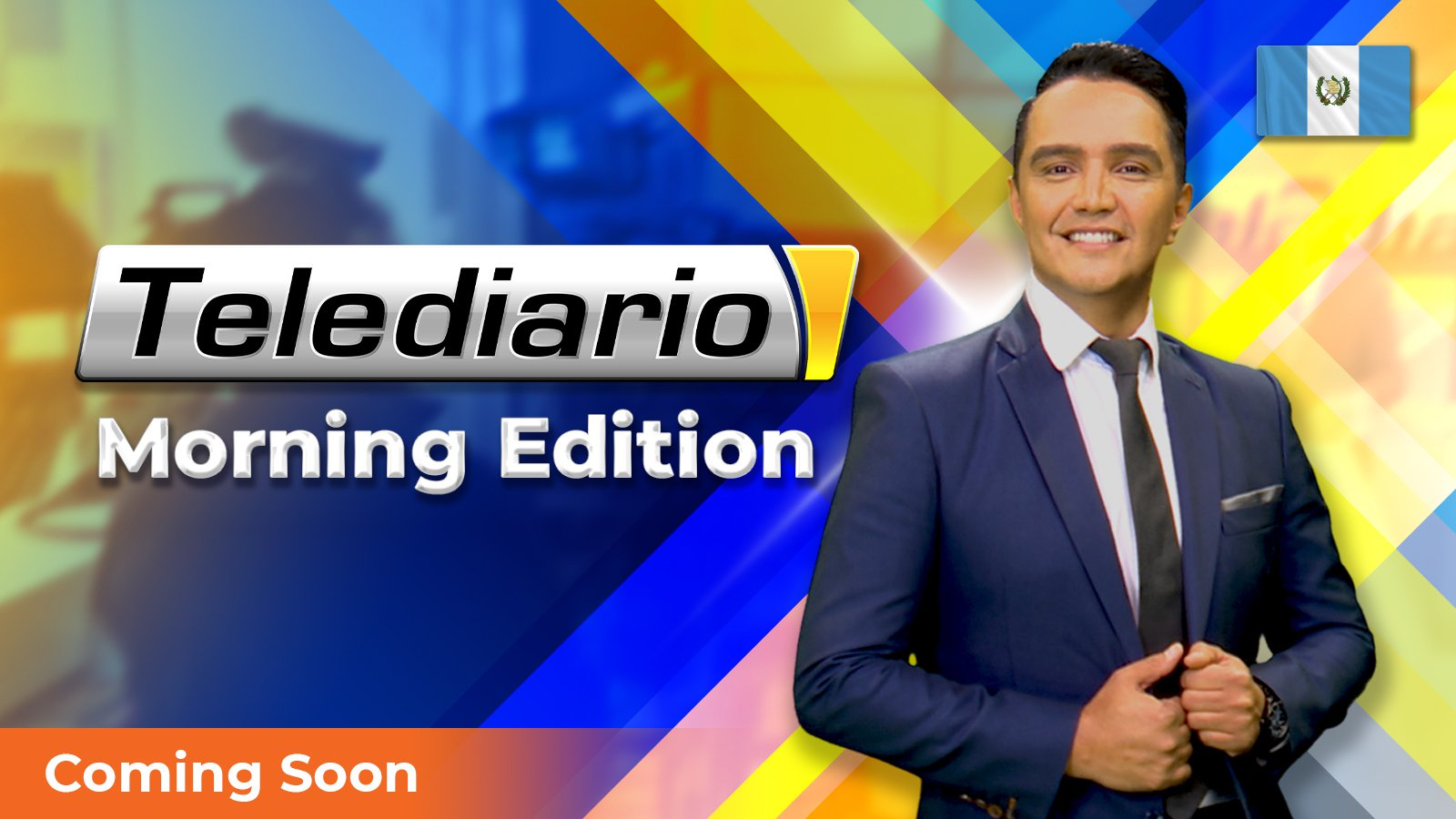 Telediario al Amanecer poster