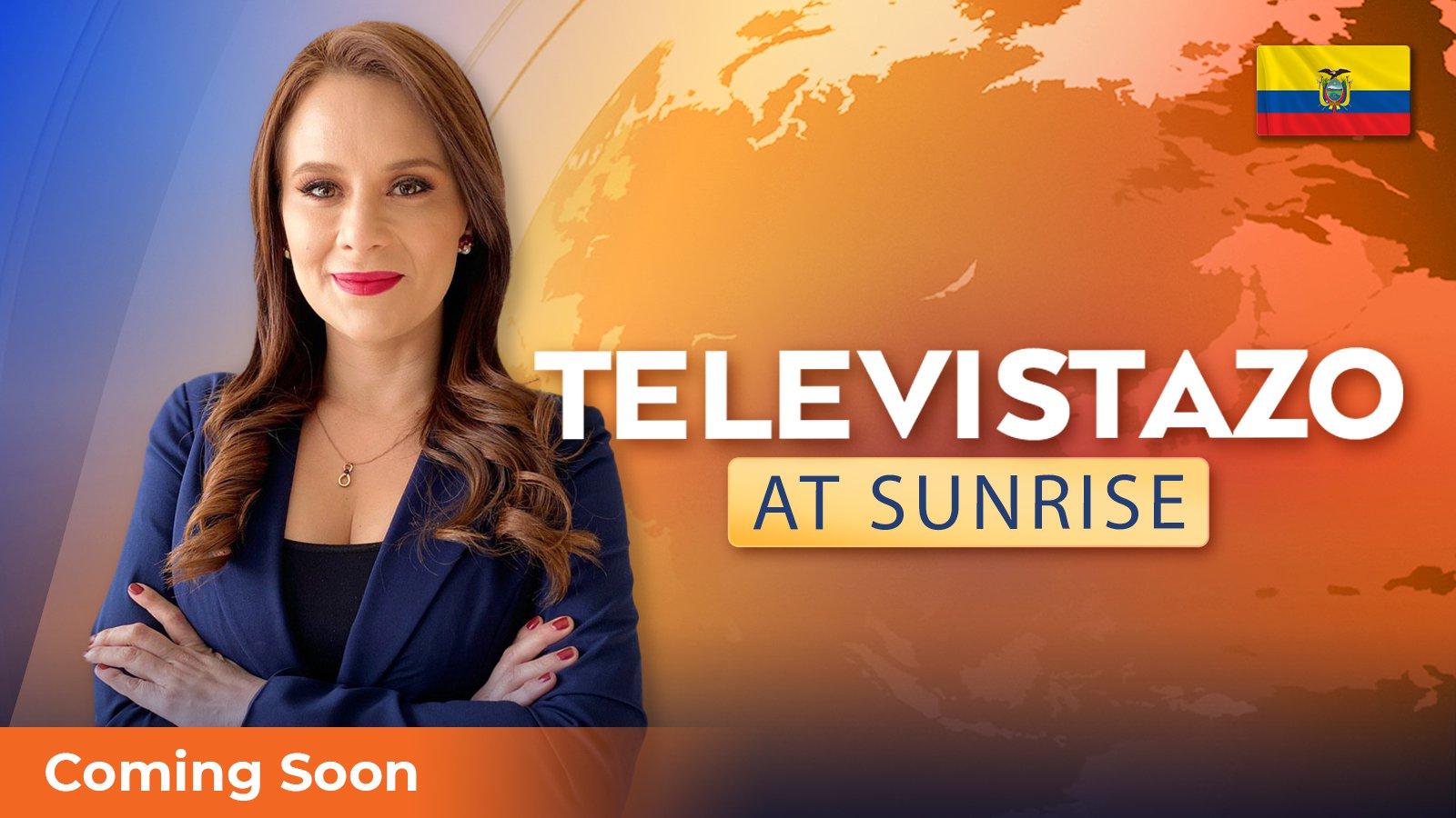 Televistazo At Sunrise poster