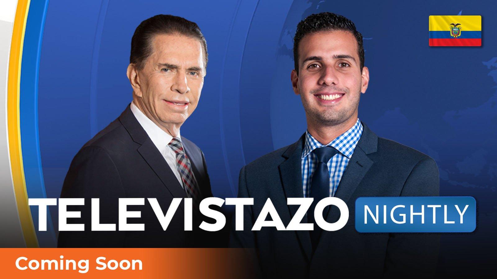 Nightly Televistazo poster