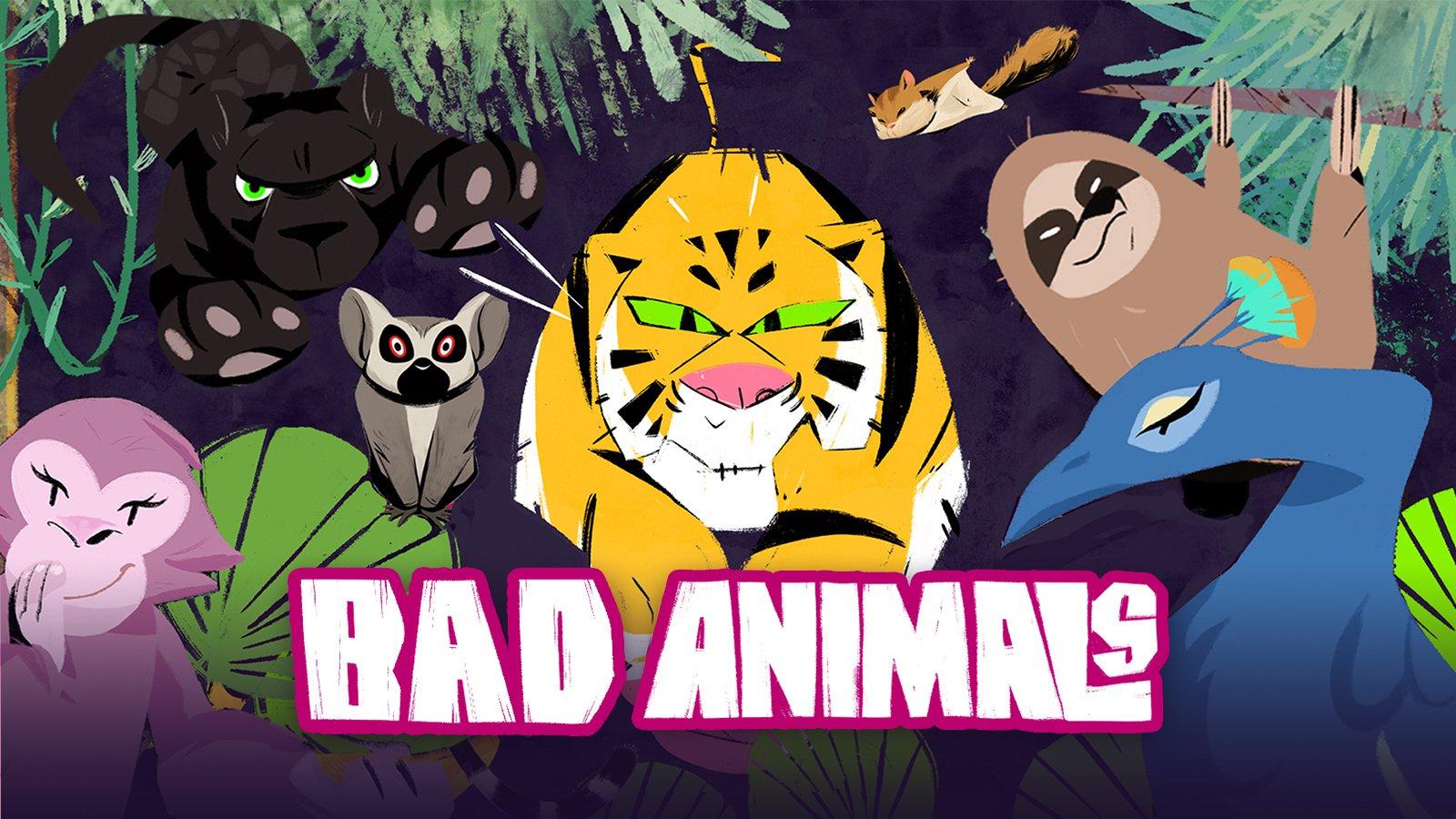 Bad Animals poster