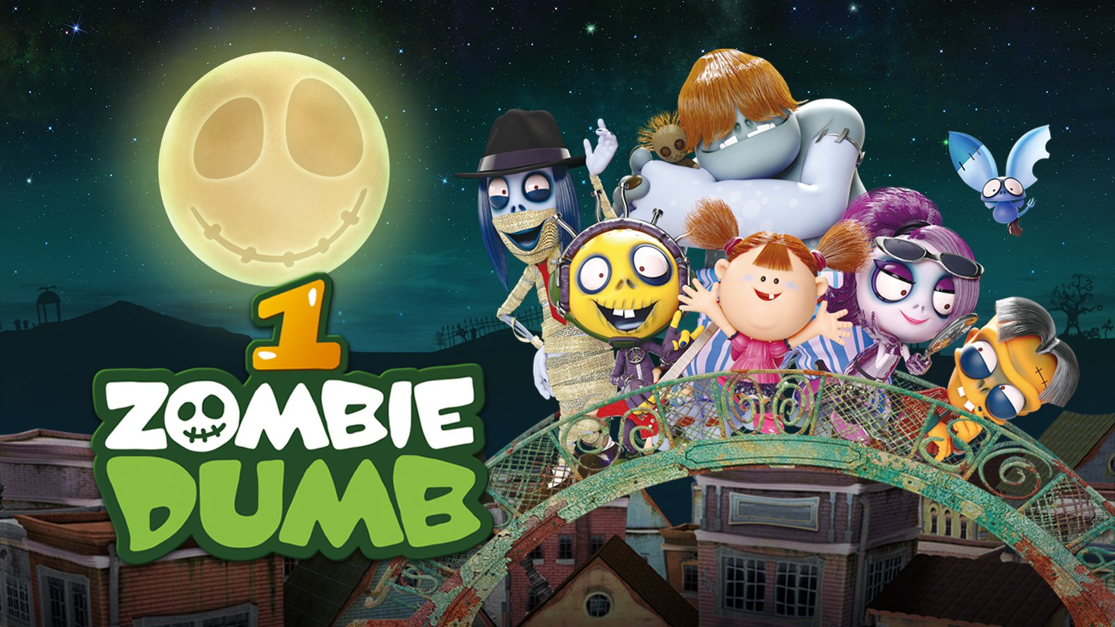 Zombiedumb Season 1 poster