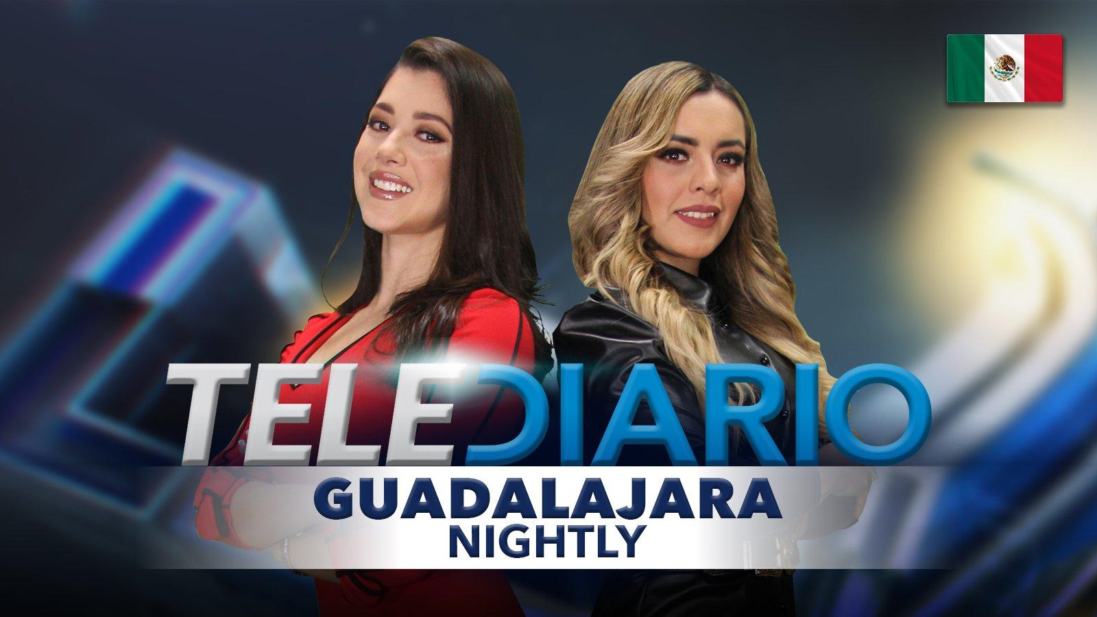 Nightly GDL Telediario poster
