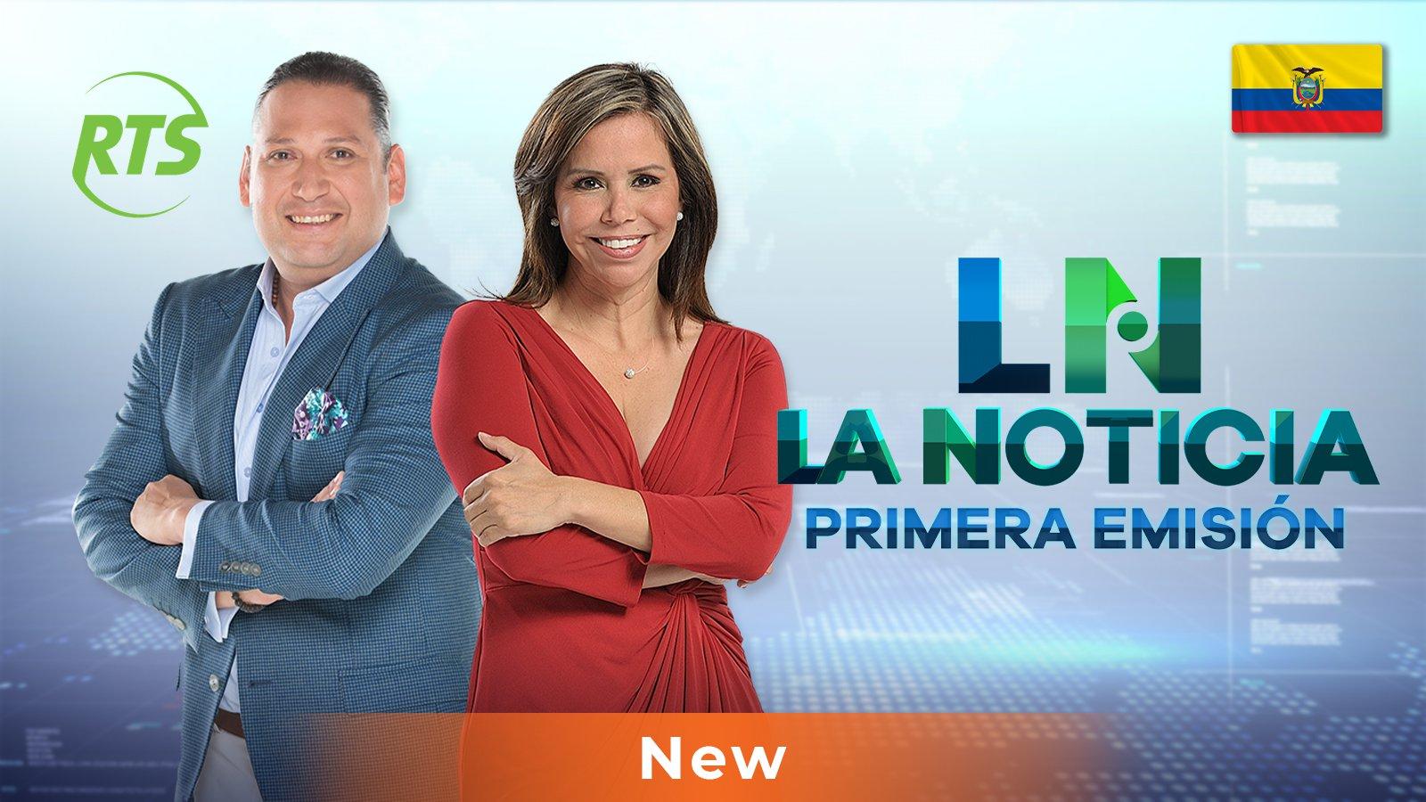 La Noticia Primera Emisión poster