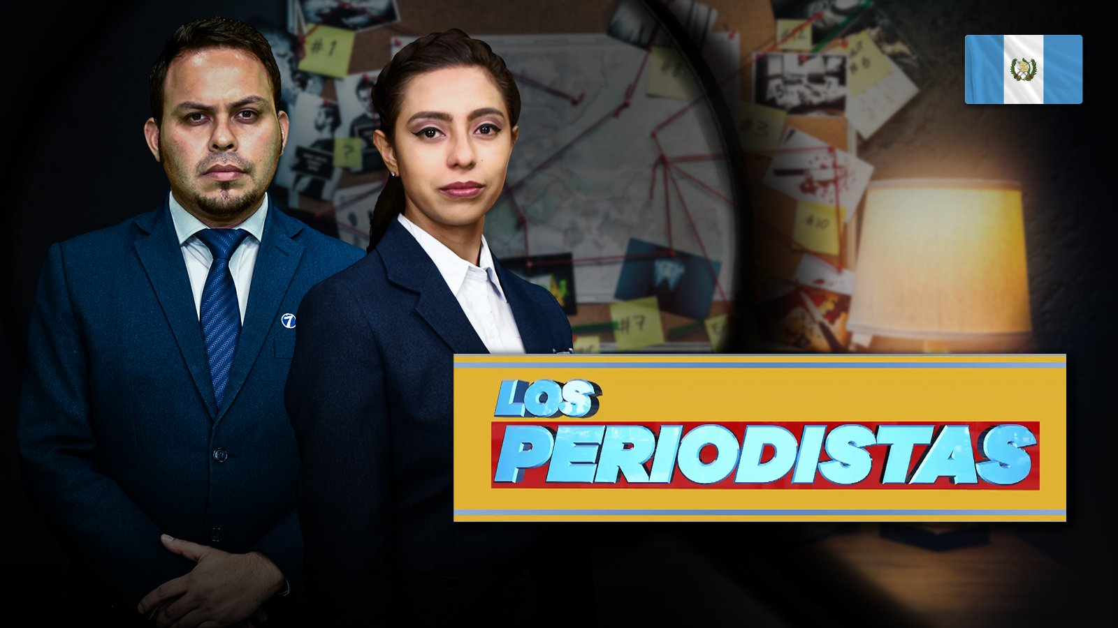 Los Periodistas poster