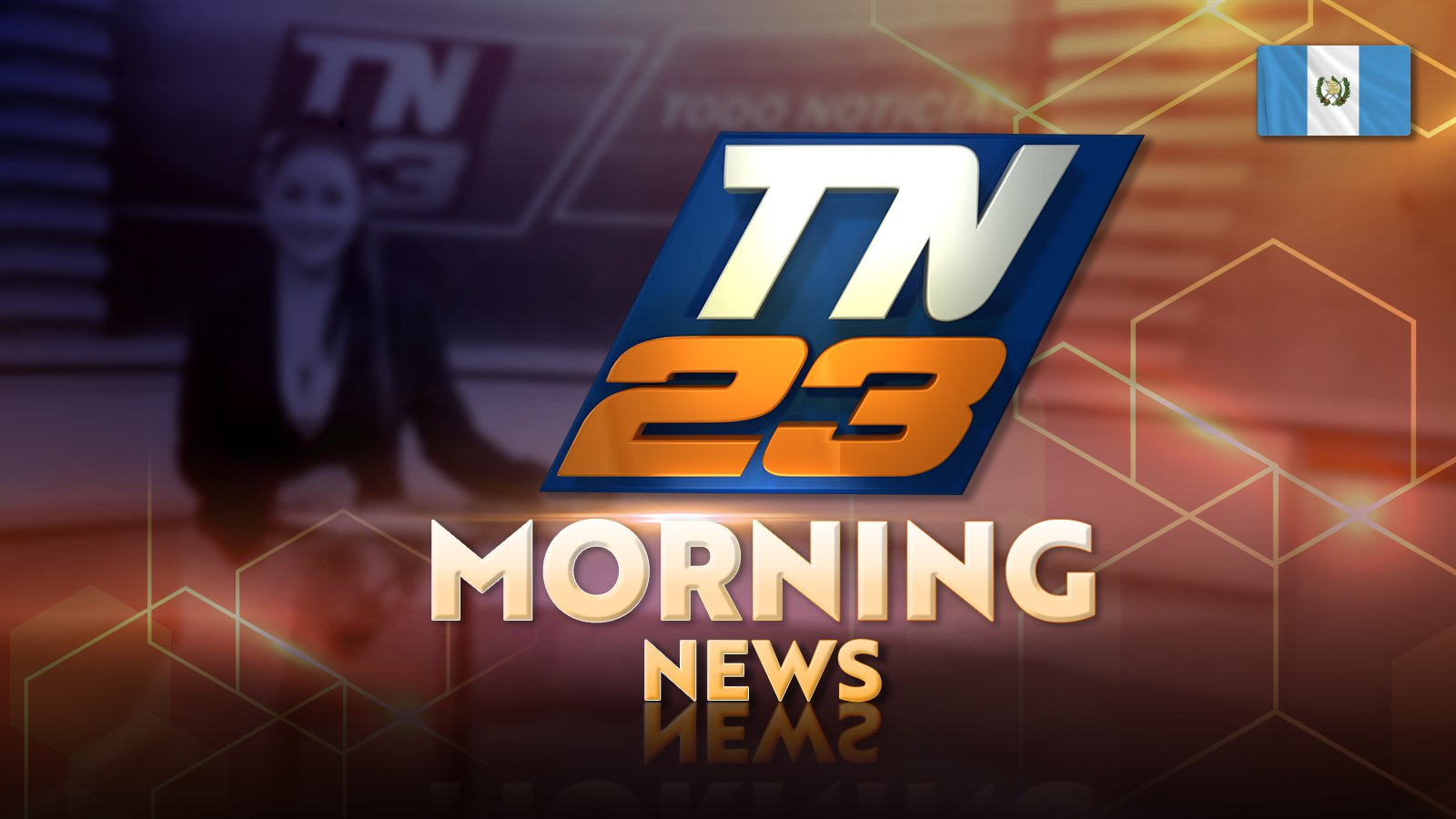 Morning TN23 News poster