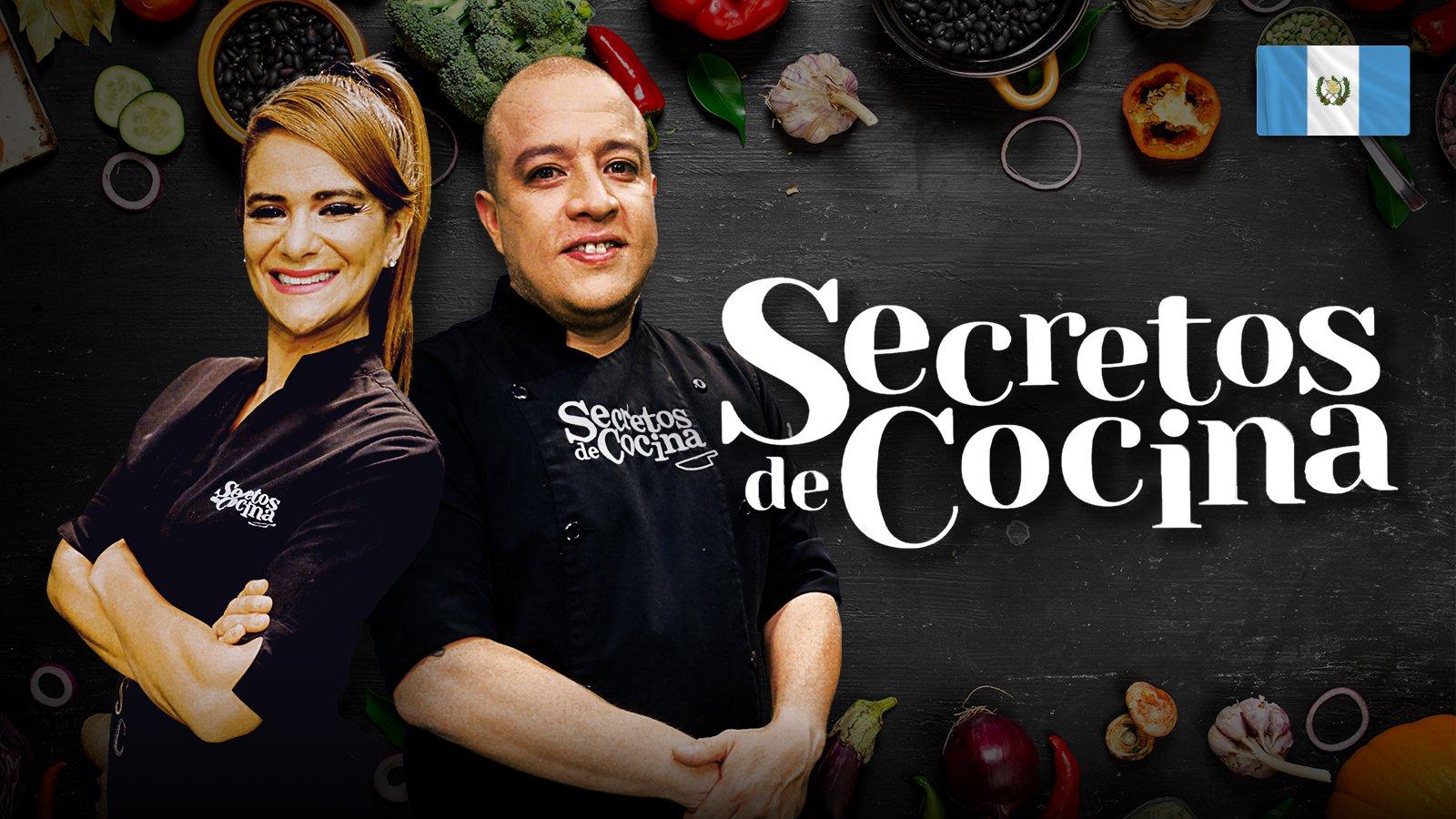 Secretos de Cocina poster