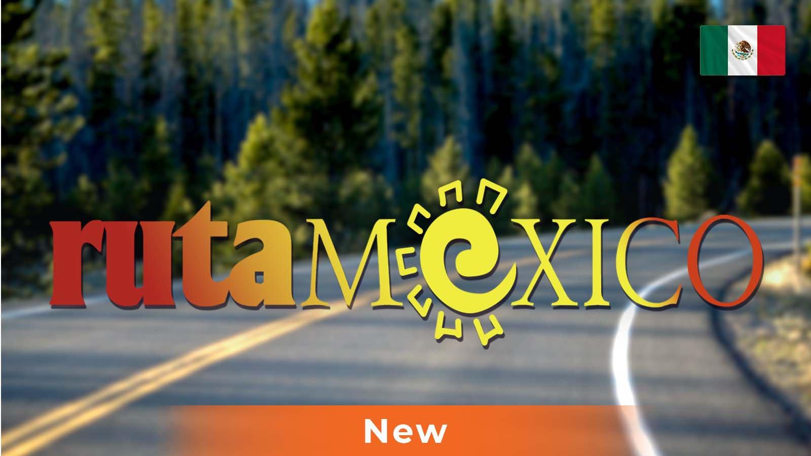 Ruta México poster