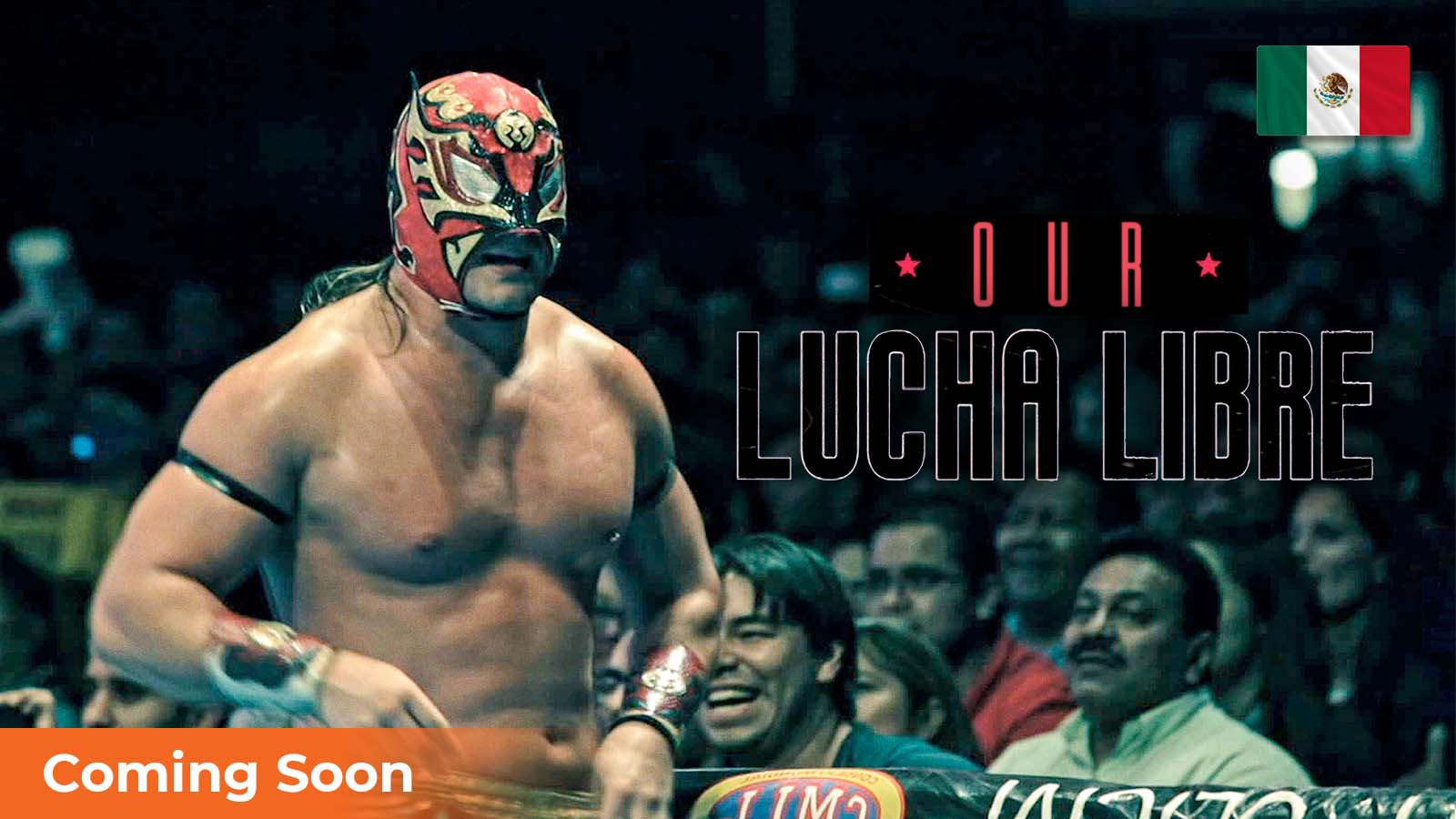 Our Lucha Libre poster