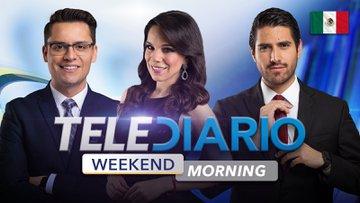 Weekend Morning Telediario