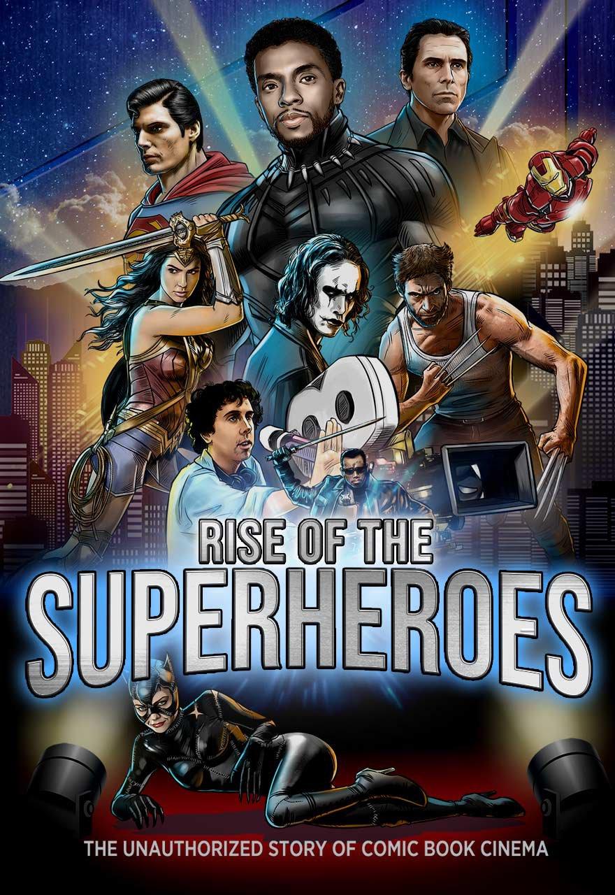 超级英雄的崛起