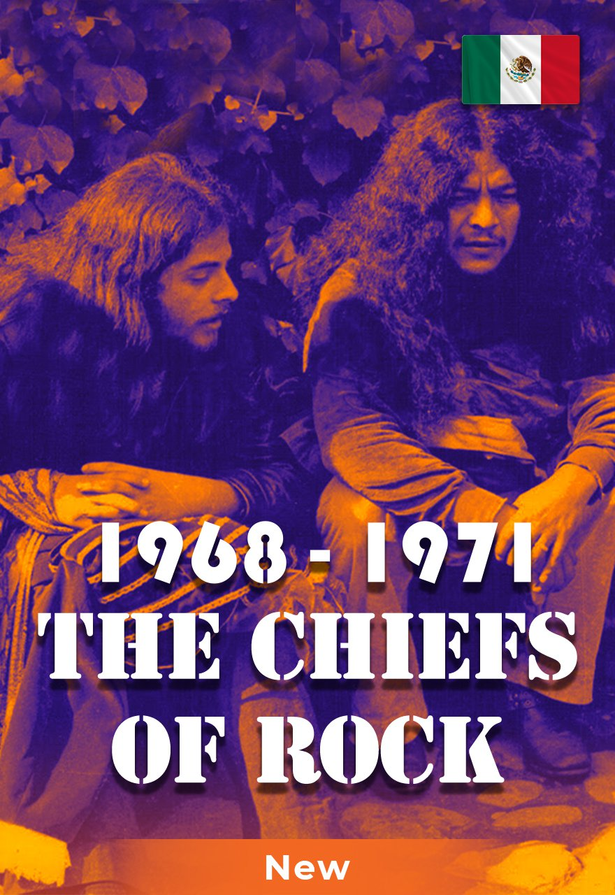 The Chiefs Of Rock (1968-1971) poster