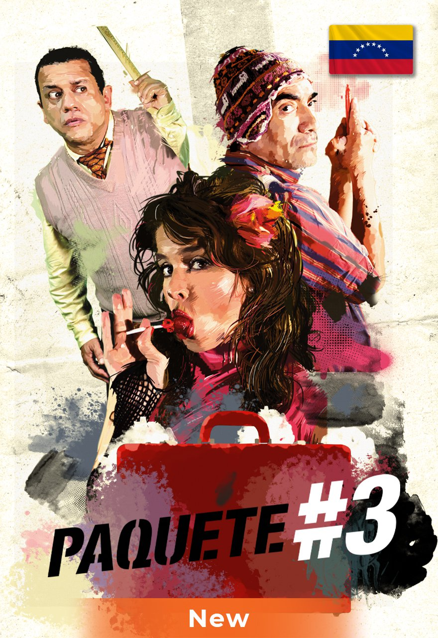 Paquete #3 poster