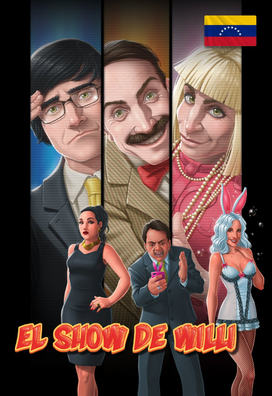 El Show de Willi poster