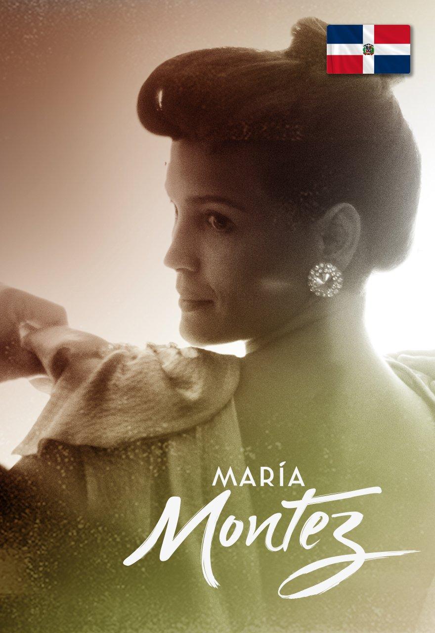 María Montez poster