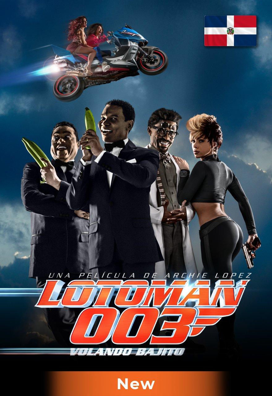 Lotoman 003 poster