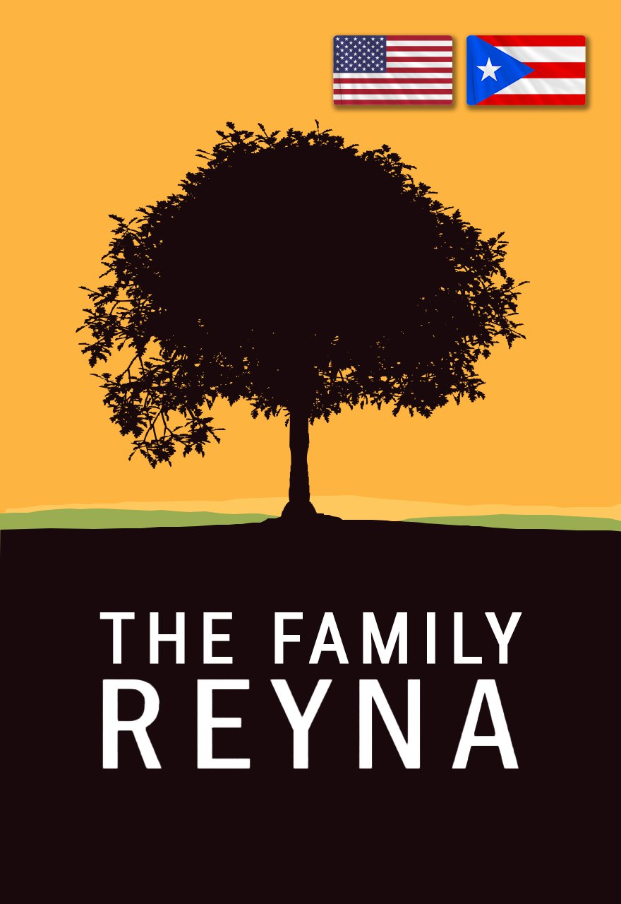 The Family Reyna poster
